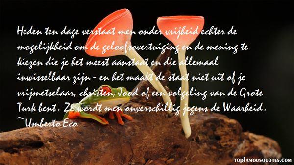 Quotes About Waarheid