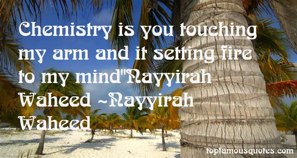 Quotes About Waheed