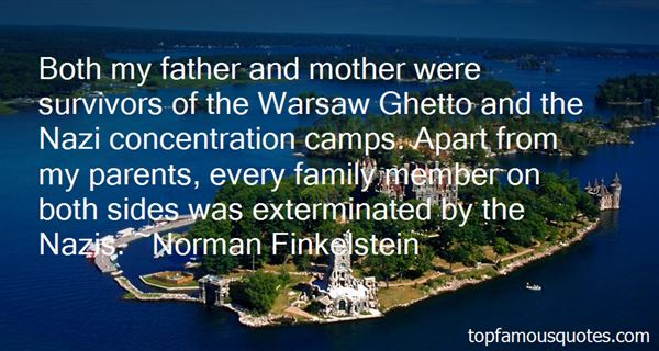 Quotes About Warsaw Ghetto