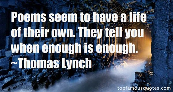 Quotes About When Enough Is Enough