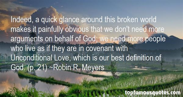 Quotes About With God
