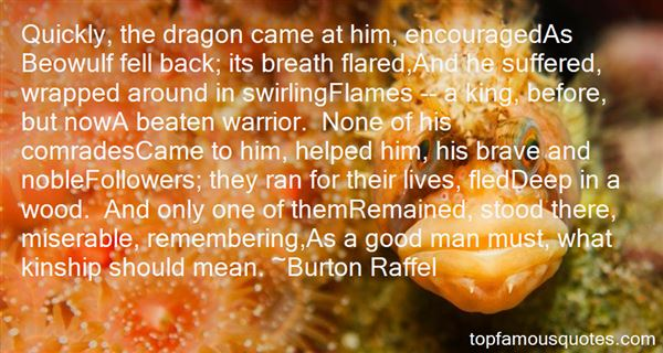 Quotes About Wulf