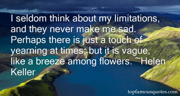 Quotes About Yearning