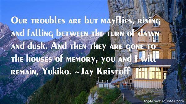 Quotes About Yukiko