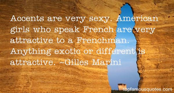 Quotes About Accents