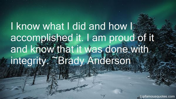 Quotes About Accomplished