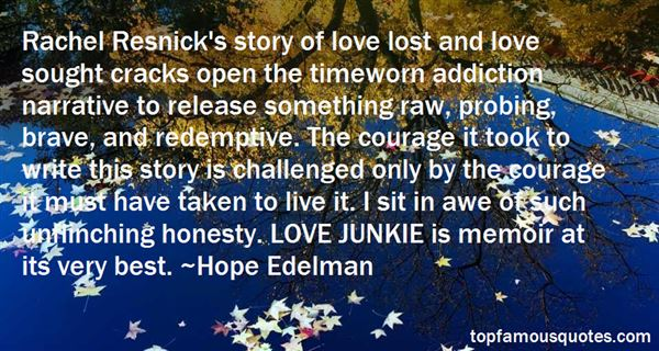 Quotes About Addiction And Love