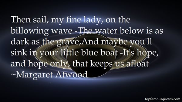 Quotes About Afloat