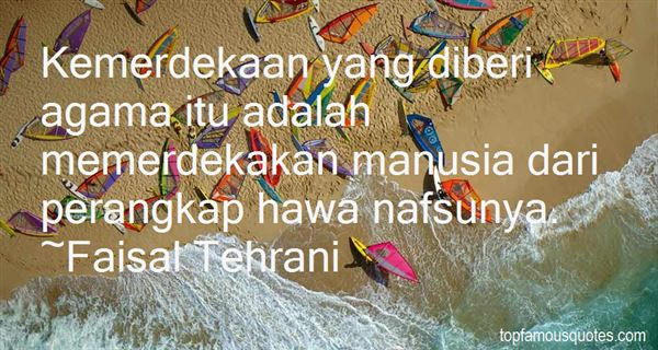 Quotes About Agama