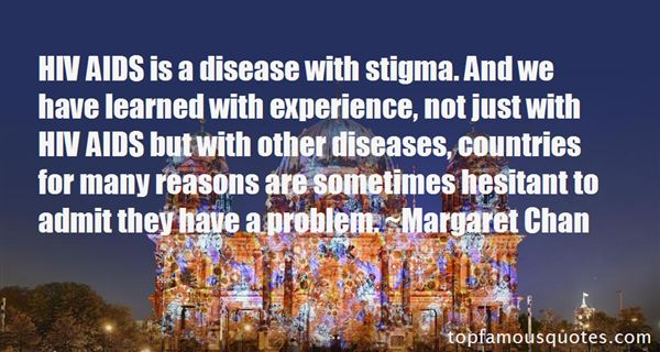 Quotes About Aids Stigma