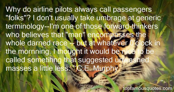 Quotes About Airline Pilots
