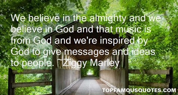 Quotes About Almighty