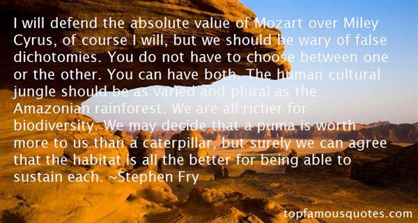 Quotes About Amazon Rainforest
