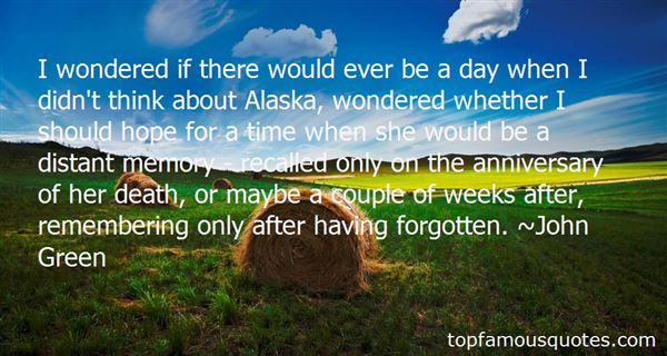 Quotes About Anniversary Of Death