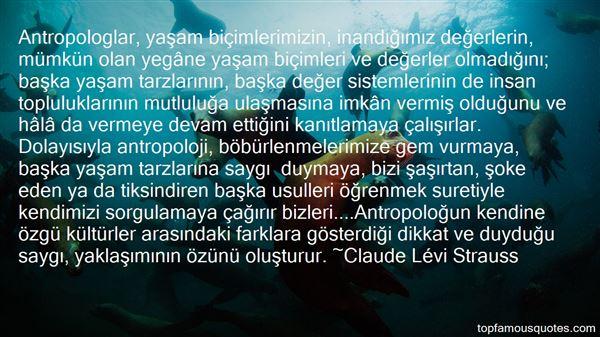 Quotes About Antropoloji