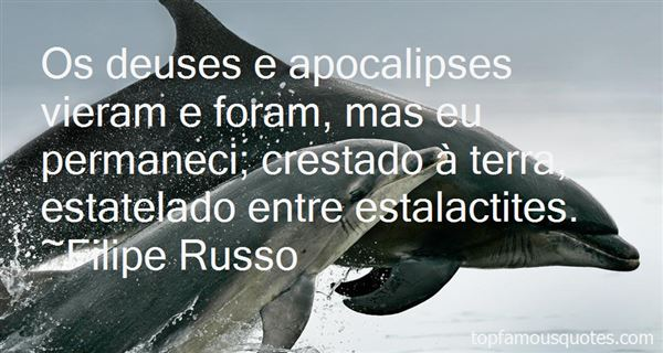 Quotes About Apocalipse