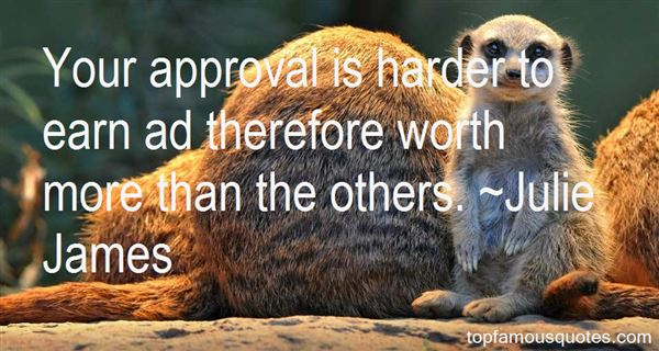 Quotes About Approval