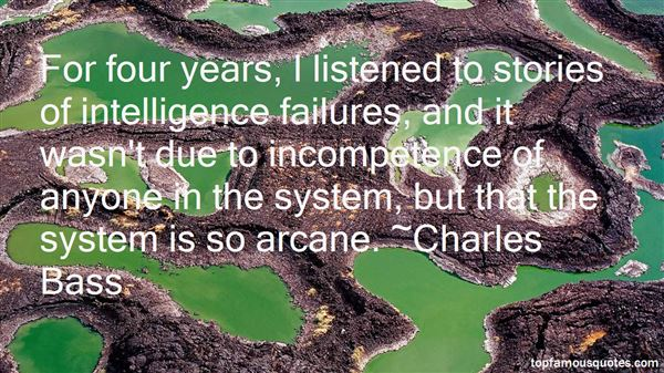Quotes About Arcane