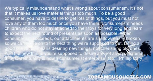 Quotes About Attachment To Material Things
