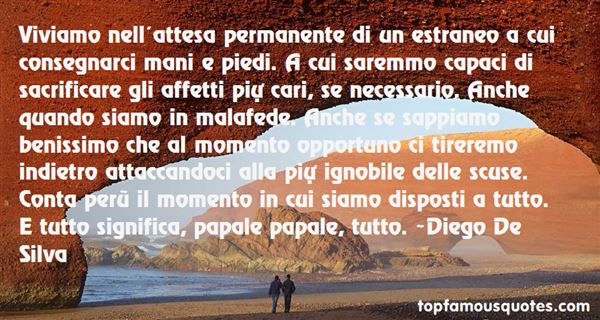 Quotes About Attesa
