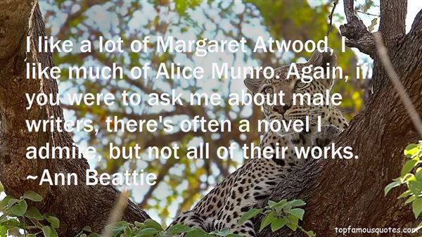 Quotes About Atwood