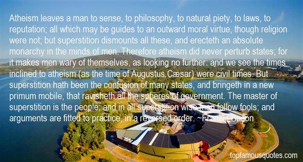 Quotes About Augustus Caesar