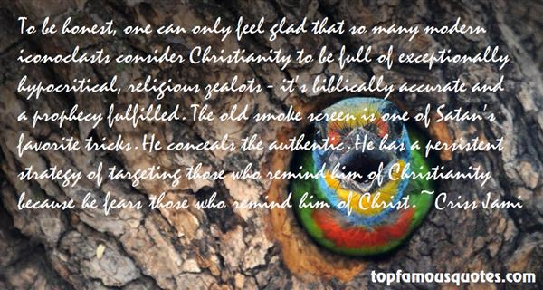 Quotes About Authentic Christianity