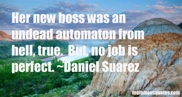 Quotes About Automaton