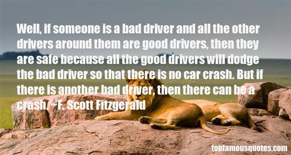Quotes About Bad Drivers