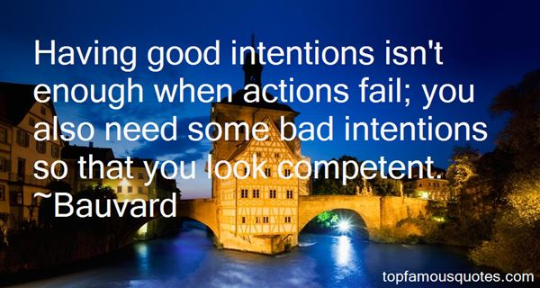 Quotes About Bad Intentions