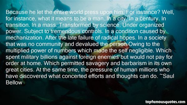 Quotes About Barbarism