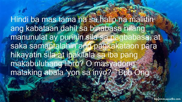 Quotes About Bataan