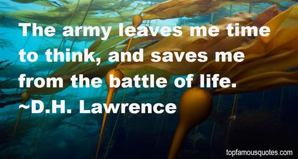 Quotes About Battle Of Life