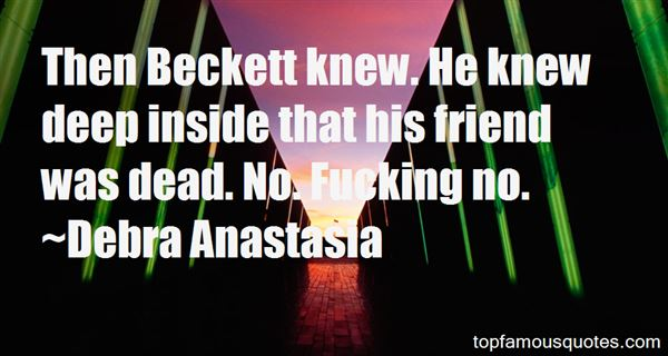 Quotes About Beck