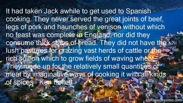 Quotes About Beef Cattle