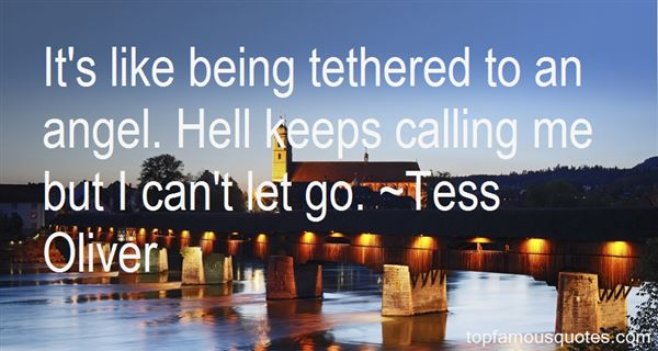 Quotes About Being Tethered