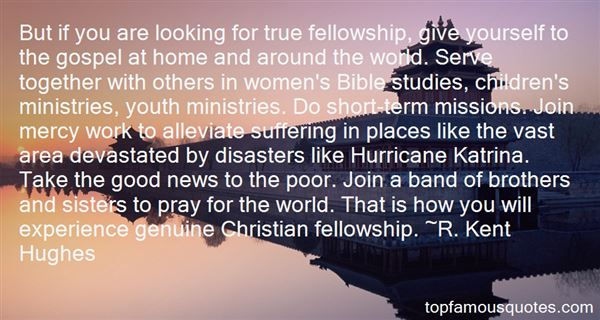 Quotes About Bible Disasters