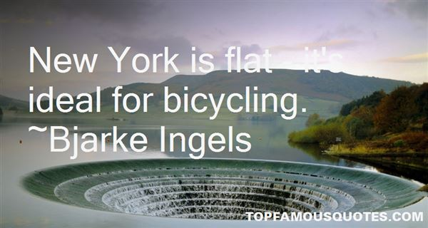 Quotes About Bicycling