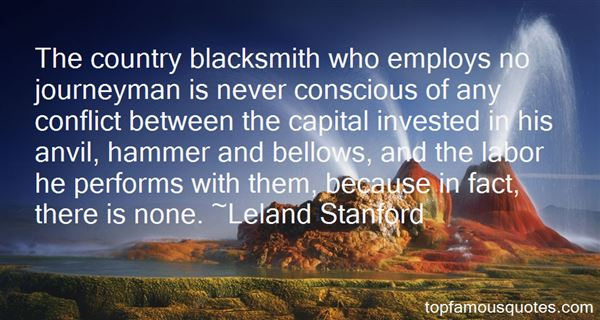 Quotes About Blacksmith