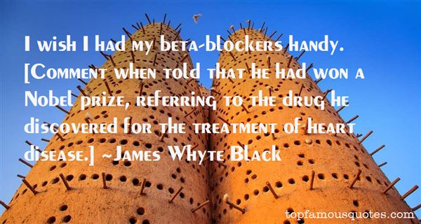 Quotes About Blockers