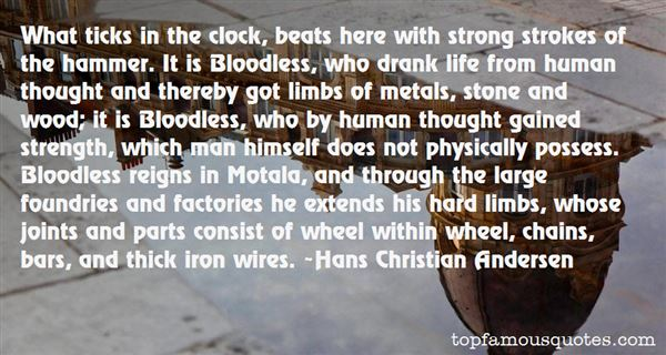 Quotes About Bloodless