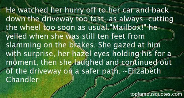 Quotes About Brake