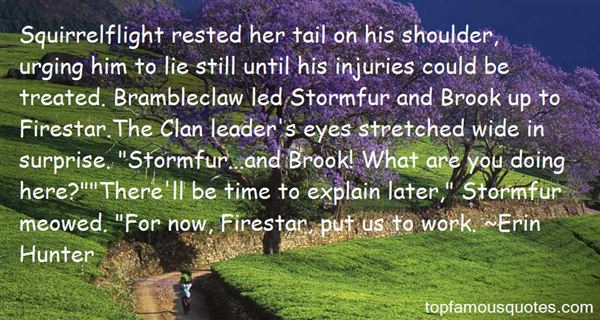 Quotes About Brambleclaw
