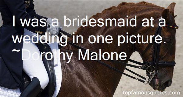 Quotes About Brides