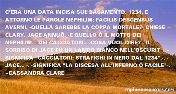 Quotes About Cacciatori