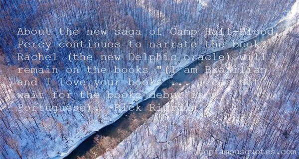 Quotes About Camp Half Blood