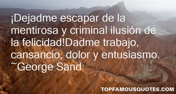 Quotes About Cansancio