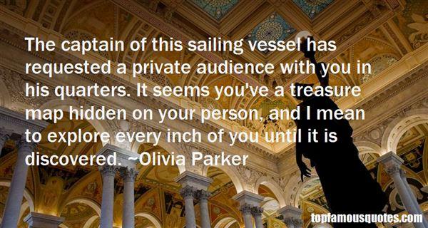 Quotes About Captain Vere