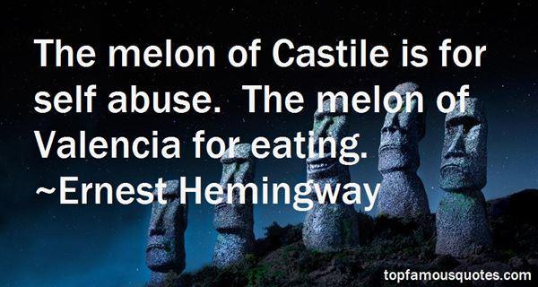 Quotes About Castile