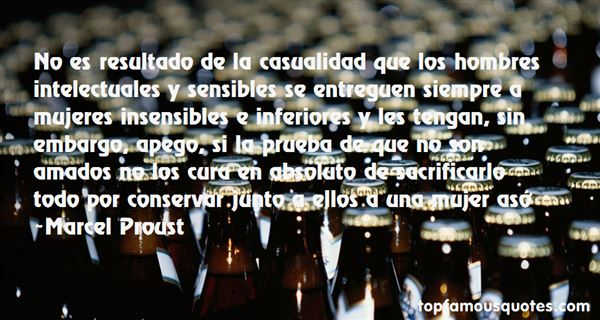 Quotes About Casualidad